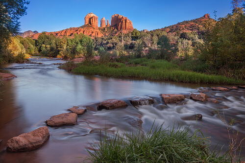 Red Rocks of Sedona Mountains, Arizona, USA
