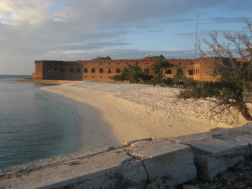 Private Anniversary Destination Dry Tortugas Island, Florida, USA
