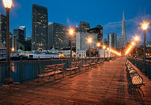Romantic San Francisco Hotel Packages