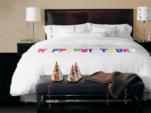 Birthday Hotel Room Decoration Service Uberoom